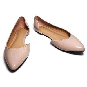 A New Day D'Orsay Nude Flats
